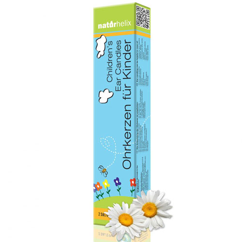 Ear Candles Naturhelix KIDS, Chamomile