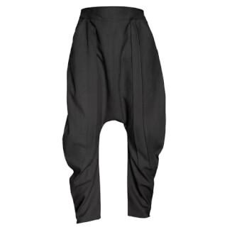 eb134dc7f376b9 Harem Comfort - Linen Trousers Schazad, black (black / S)