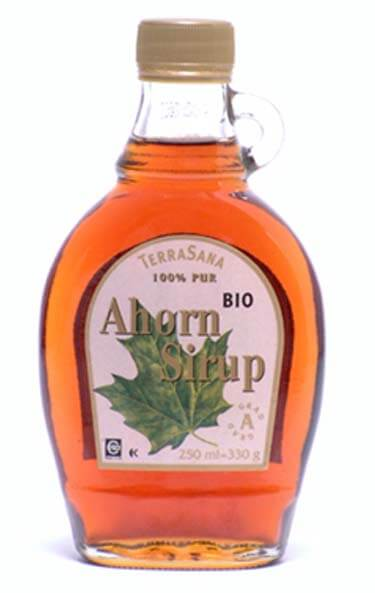 Maple Syrup - Grade A - organic, 250 ml