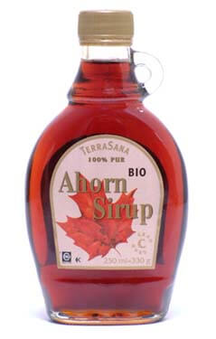 Maple Syrup - Grade C - organic, 250 ml