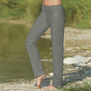 Pantalon Wellness Yoga unisexe, gris tourmaline