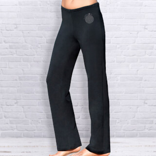 Wellness Yoga trousers unisex, black
