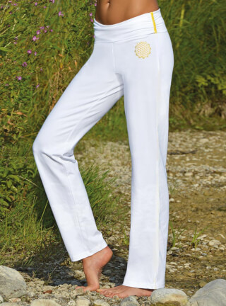 Yoga Pants Women, white