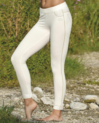 Yoga Jegging, natural white