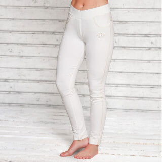 Jegging, natural white