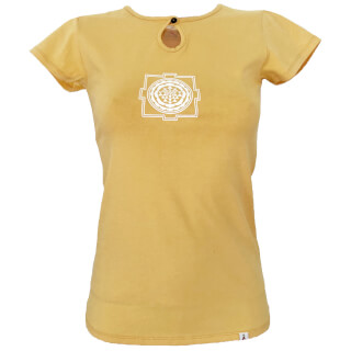 Yantra Yoga T-Shirt short sleeve, melon
