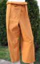 Thai trousers Khaki-Orange