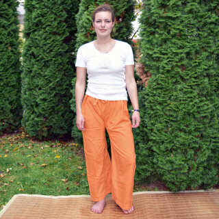 Thai-Hose, Orange