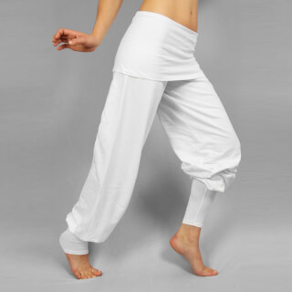 Sohang Yoga Pants Women, white