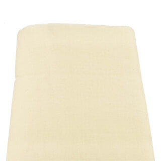 Turban cloth Voile, Cream, 1 meter