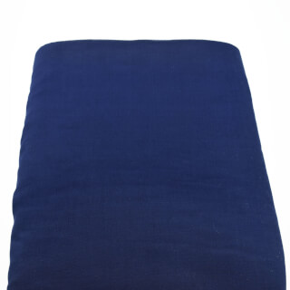 Turban cloth Voile, Navyblue, 1 meter