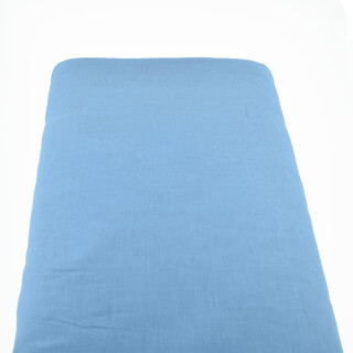 Turban cloth Voile, Aquamarine, 1 meter