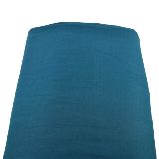 Turban cloth, Petrol, 1 meter