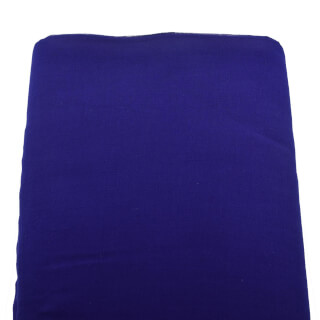 Turban cloth Voile, Akali Blue, 1 meter