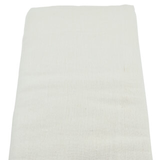 Turban cloth Soft Cotton, 5 meters, off-white