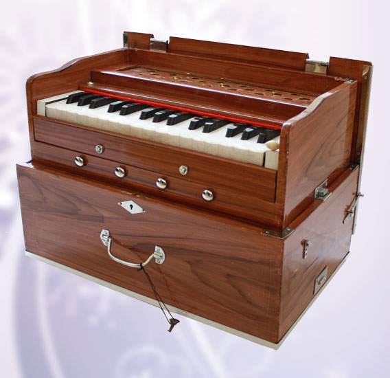 Harmonium Sat Nam Travel-<br/>Light compact