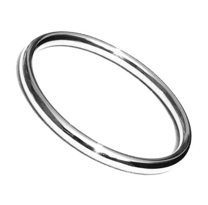 Sikh Kara Plain Bracelet Round Slim 25 G