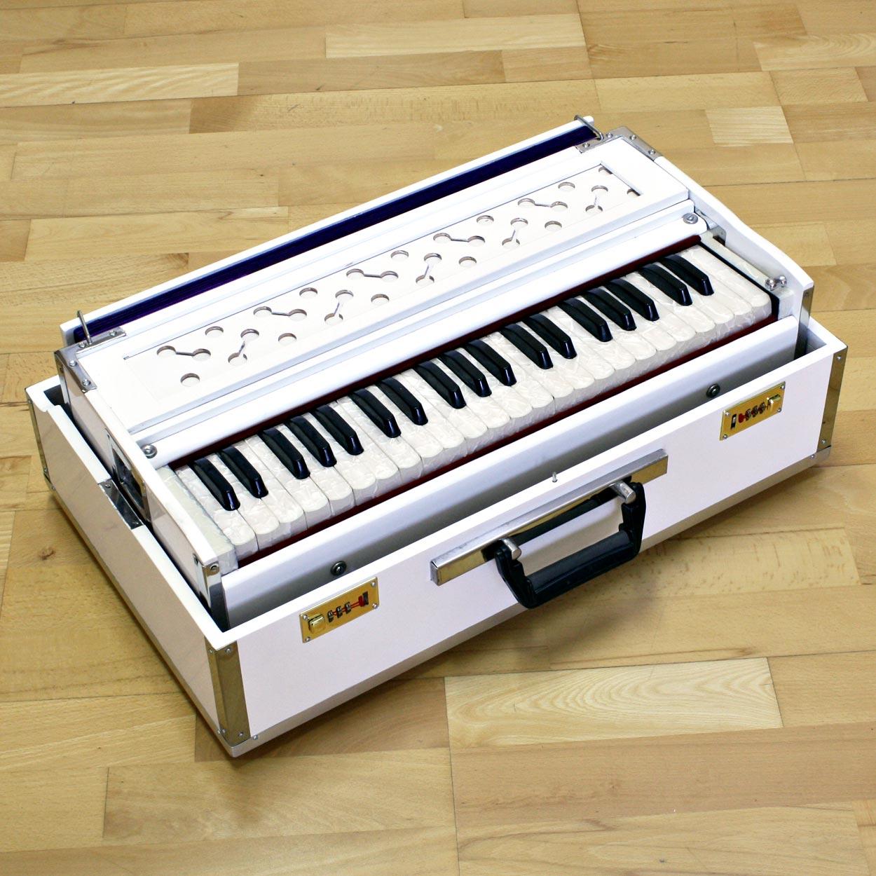 Harmonium Sat Nam Classic, White