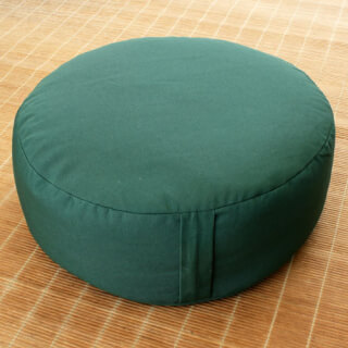 Meditation cushion Sitting Isle, Dark Green