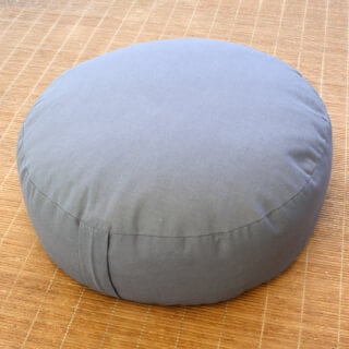 Meditation cushion Sitting Isle, Dove Grey