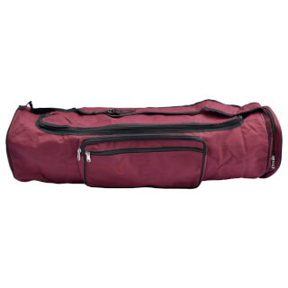 Sac de Yoga Sat Nam, Nylon, Bordeaux