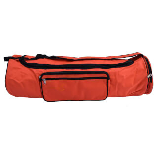 Sac de Yoga Sat Nam, Nylon, Orange