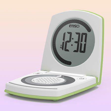Enso ASARI Yoga-Timer with Touch Pad, Sage Green