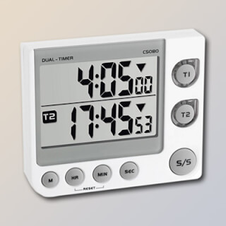 Yoga Timer KUNDALINI, 2-way Timer, white
