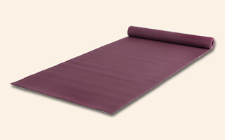 Yogimat XXL Bordeaux, 200 x 91 x 5 mm