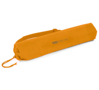 Yogibag basic, cotton, Saffron