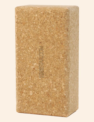 Yoga block - yogiblock cork