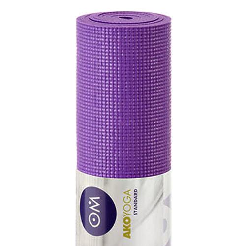 Yoga Mat Standard Violet Oeko Tex Standard 100