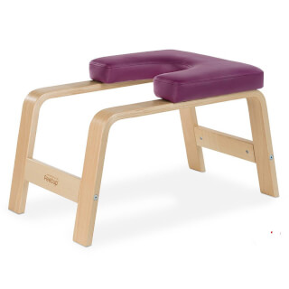 FeetUp Headstand Stool, violet