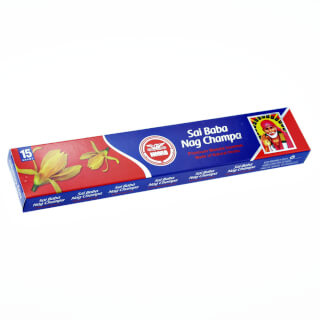 Nag Champa Satya Sai Baba Incense Sticks, 15 g