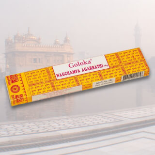 Goloka Nag Champa Incense Sticks