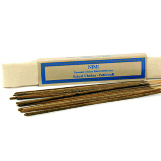 Sacral-Chakra Nimi Premium Incense, 15 sticks