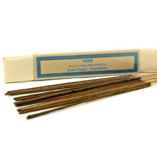 Throat-Chakra Nimi Premium Incense, 10 pcs.