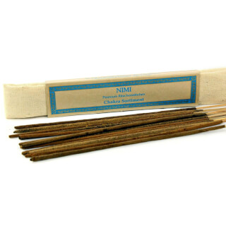 Chakra Assortment Nimi Premium Incense, 14 sticks