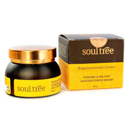 "<span class=""tlid-translation translation""><span class=""""><span class="""">SoulTree</span> Cosmétiques Ayurvédiques<br /></span></span>"