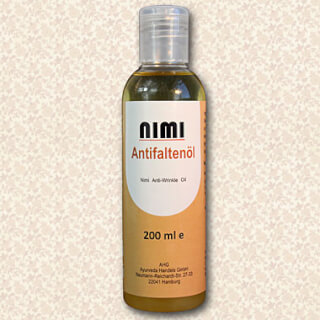 Anti-Wrinkle Oil Nimi Ayurveda, 200 ml