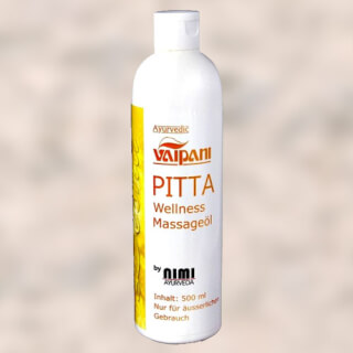 Pitta Premium Wellness Ayurvedic Oil, 500 ml