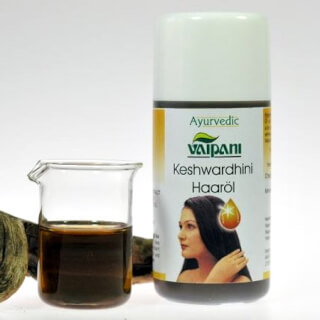 Keshwardhini Hair Oil Vaipani, 100 ml
