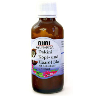 Dakini Hair Oil Nimi Ayurveda organic, 100 ml