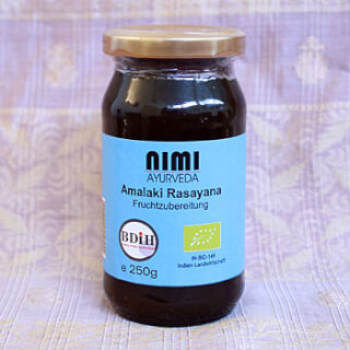 Amalaki Rasayana organic fruit preparation, 250 g