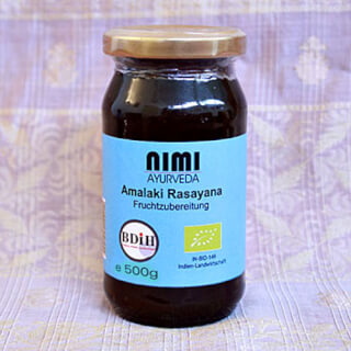 Amalaki Rasayanam organic fruit preparation, 500 g