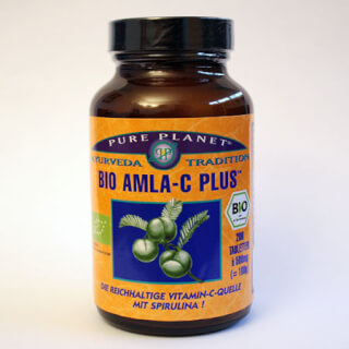 Amla-C Plus organic, Spirulina with Amla, 100 g