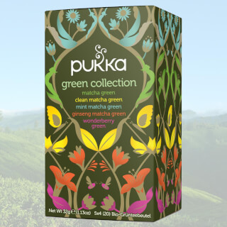 Pukka Green Collection, 20 sachets