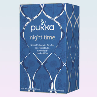 Night Time Pukka Tea organic, 20 teabags