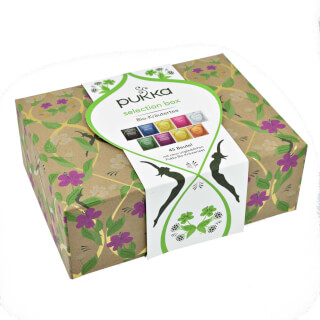 Pukka Tee Selection Box, 45 sachets