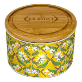 New: Pukka Tea Caddies